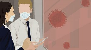 Will you have to work at home because of the Coronavirus?